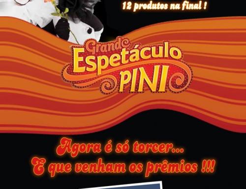 Corgraf é a gráfica com mais produtos para final da Premiação Fernando Pini 2014.