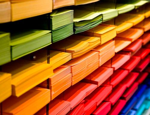 Qual papel escolher para impressão de diferentes tipos de materiais