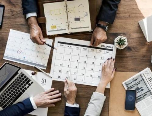 3 dicas para organizar o próximo ano de 2021