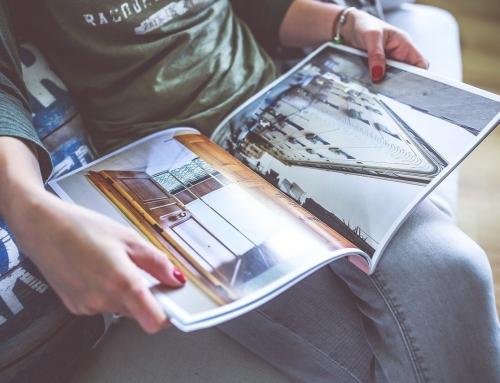 Por que investir no acabamento de um catálogo?
