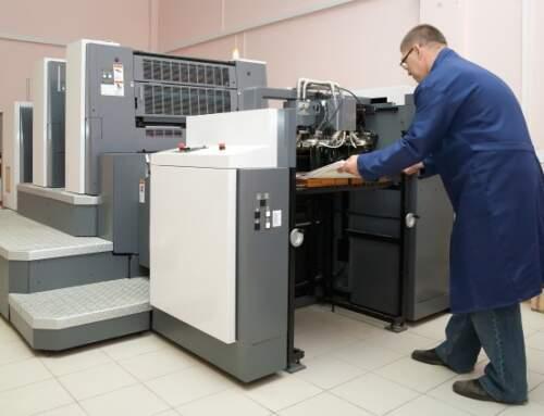 Processo de impressão de embalagens de grande tiragem: Do contrato até a entrega